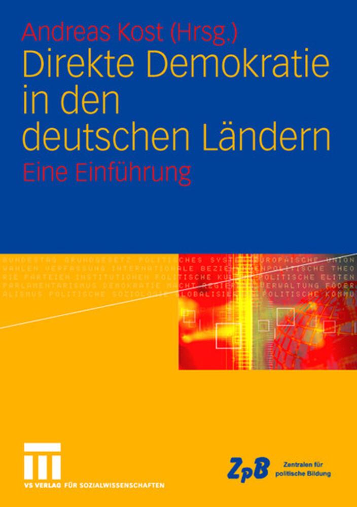 Direkte Demokratie in den deutschen Ländern als Buch (kartoniert)