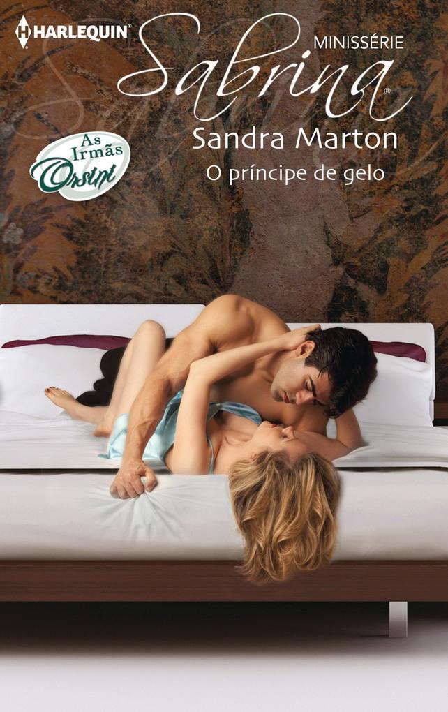 O príncipe de gelo als eBook von Sandra Marton