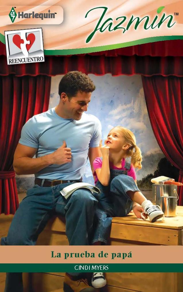 La prueba de papá als eBook von Cindi Myers