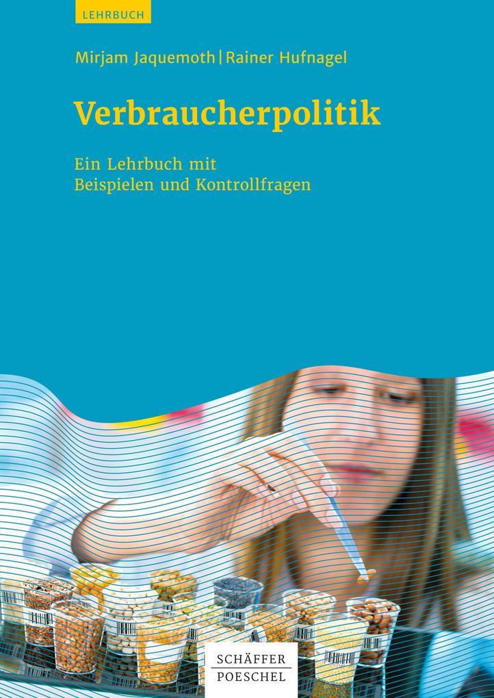 Verbraucherpolitik als eBook