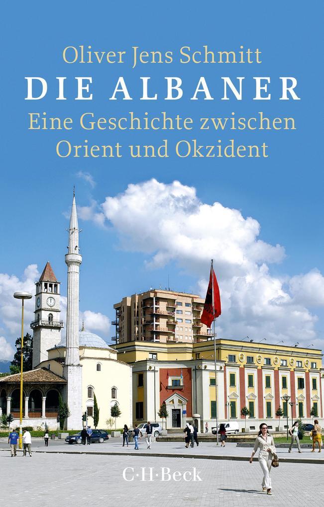 Die Albaner als eBook