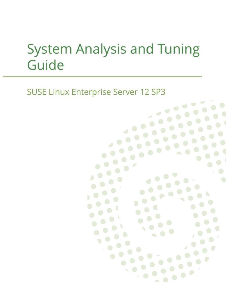 SUSE Linux Enterprise Server 12 - System Analys...