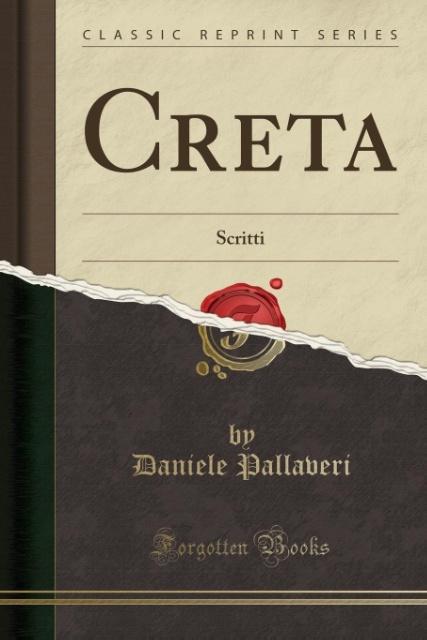 Creta als Taschenbuch von Daniele Pallaveri