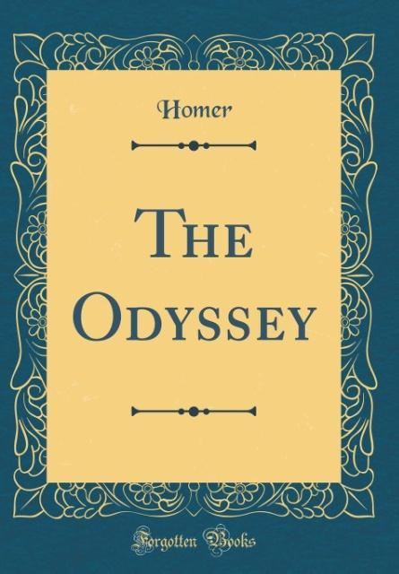 The Odyssey (Classic Reprint)