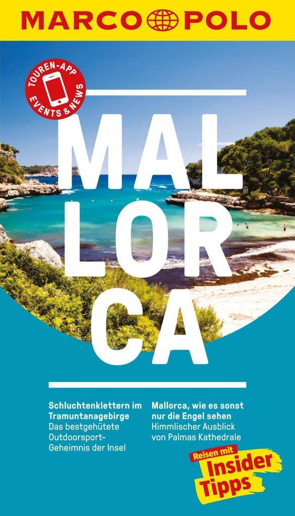 MARCO POLO Reiseführer Mallorca als eBook