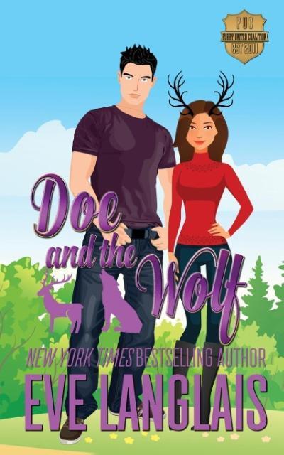 Doe and the Wolf als Taschenbuch von Eve Langlais