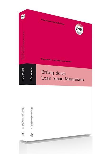 Erfolg durch Lean Smart Maintenance (E-Book, PDF) als eBook