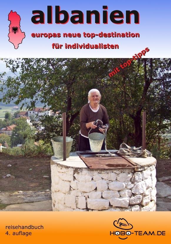 albanien - Reisehandbuch als Taschenbuch von Ma...