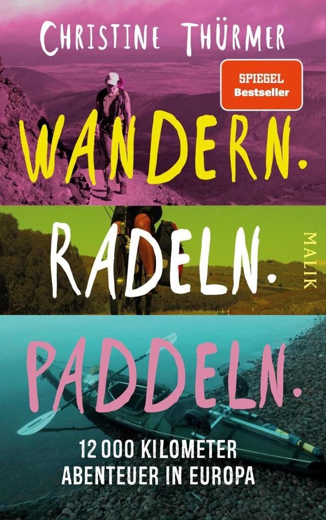 Wandern. Radeln. Paddeln. als eBook