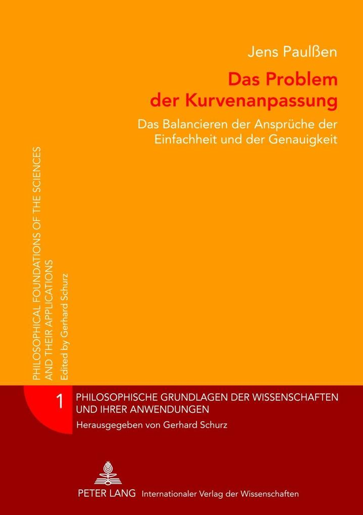 Das Problem der Kurvenanpassung als eBook