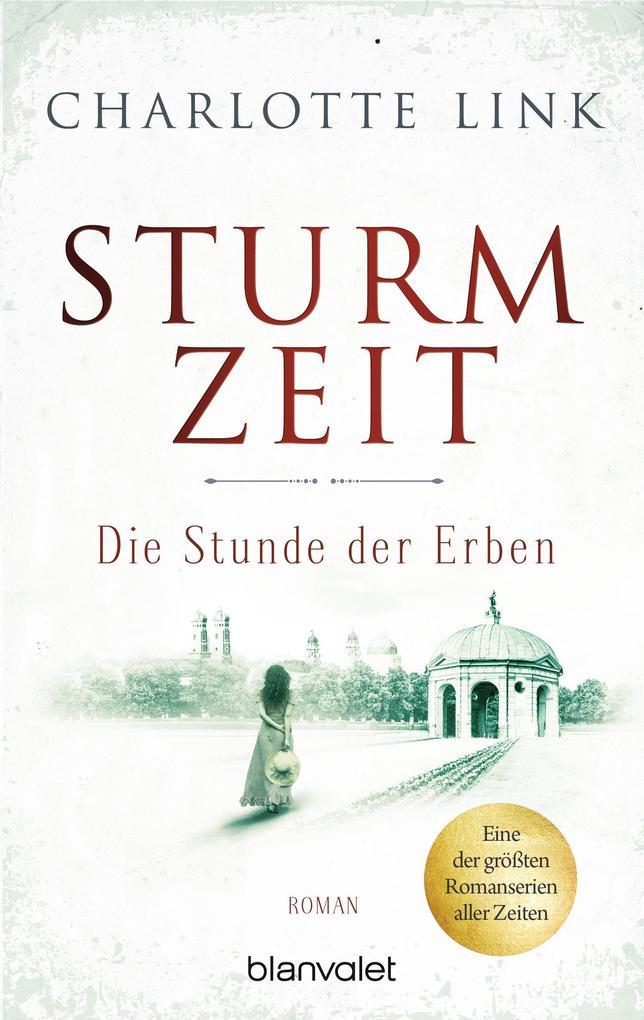 Sturmzeit Bd. 3 - Die Stunde der Erben als eBook