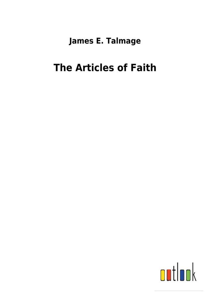 The Articles of Faith als Buch