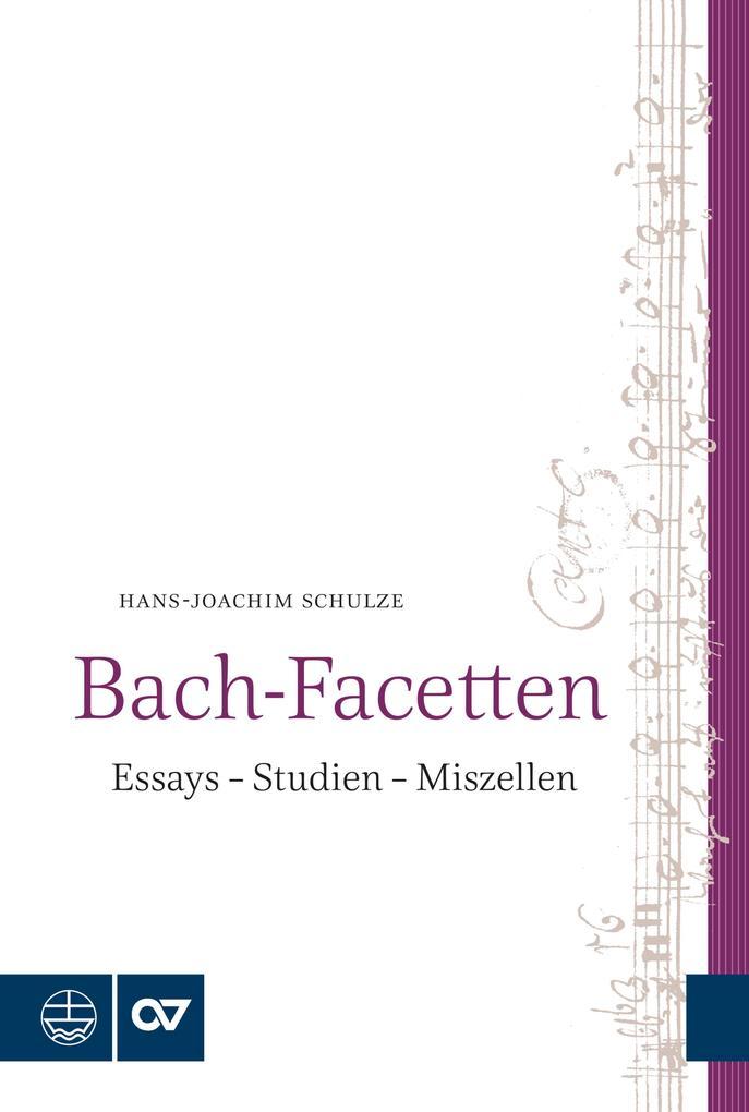 Bach-Facetten als eBook