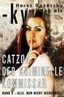 CATZOA #2: Alle nur nicht Niebergall