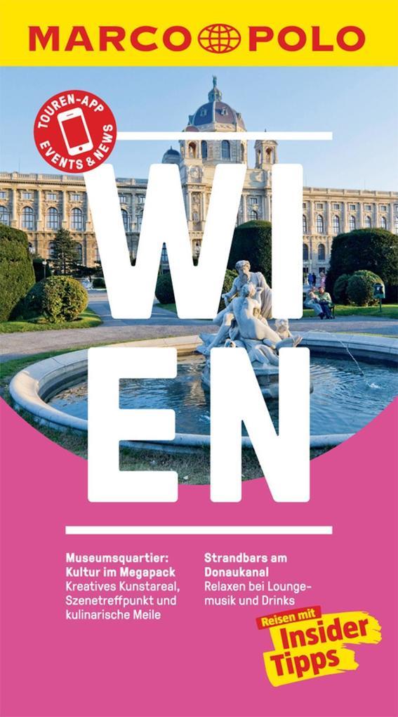MARCO POLO Reiseführer Wien als eBook