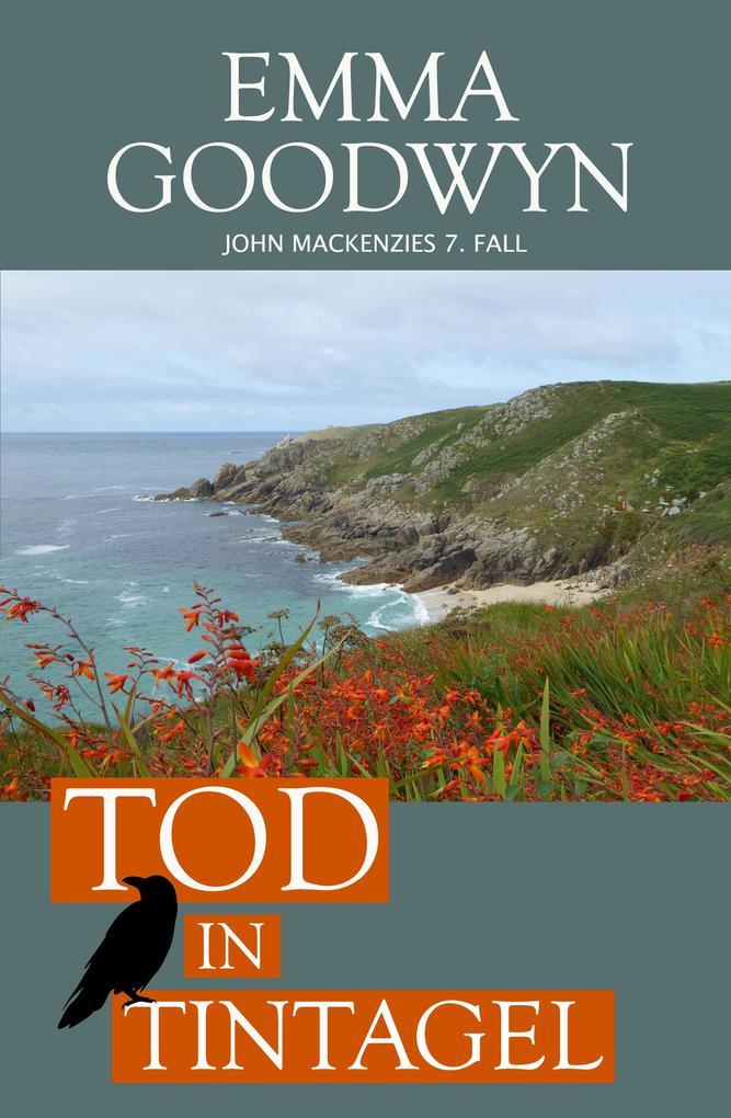 Tod in Tintagel als eBook