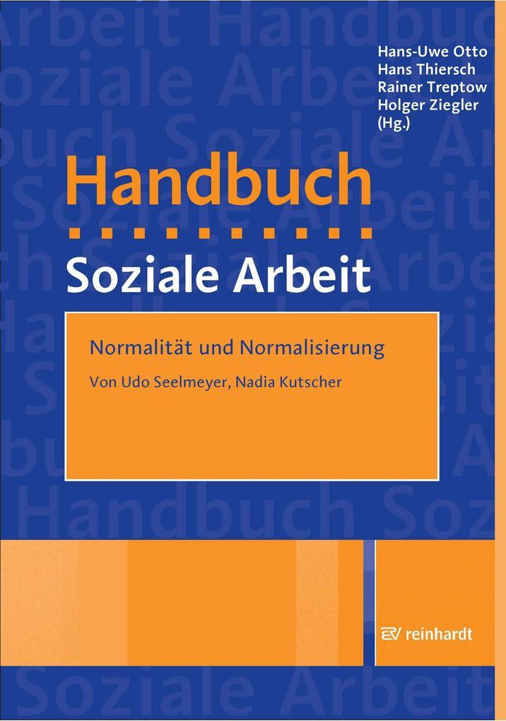 Normalität und Normalisierung als eBook