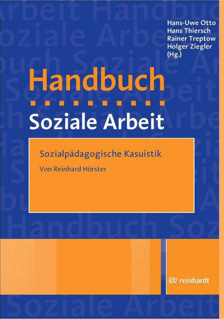 Sozialpädagogische Kasuistik als eBook
