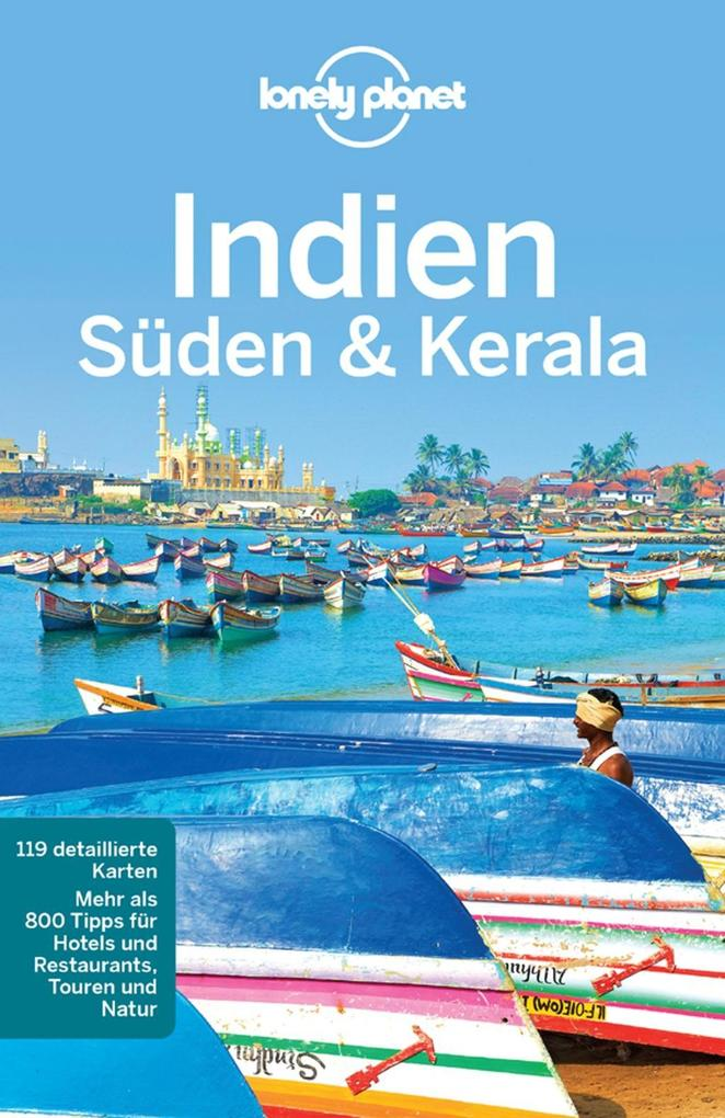 Lonely Planet Reiseführer Südindien & Kerala als eBook