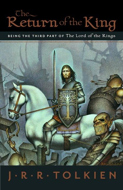 The Return of the King: Being the Third Part of the Lord of the Rings als Taschenbuch