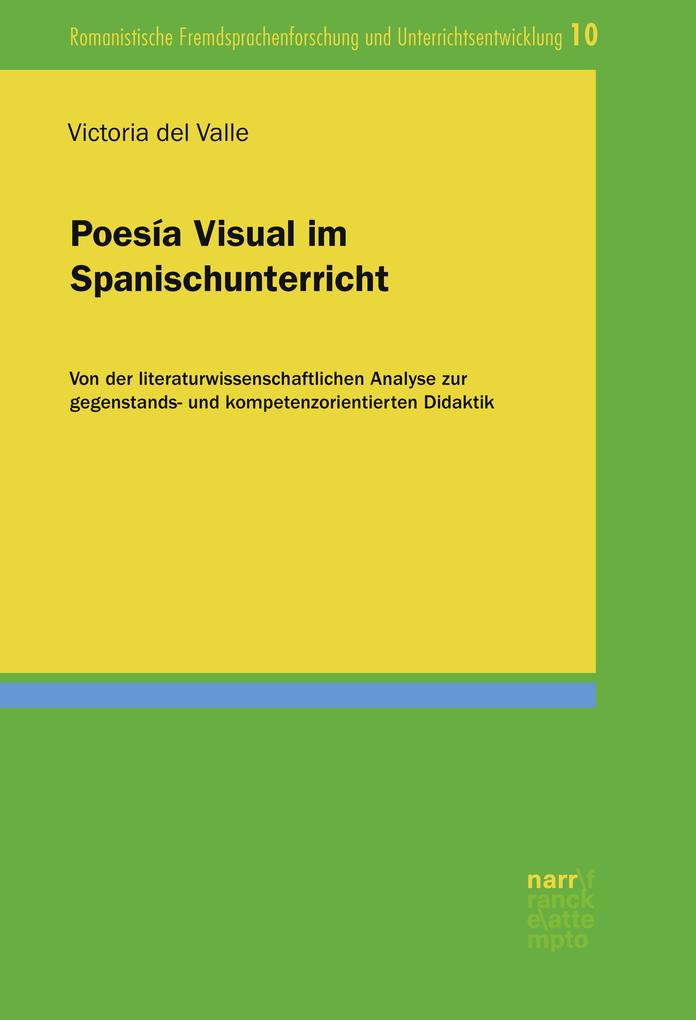 Poesía Visual im Spanischunterricht als eBook epub