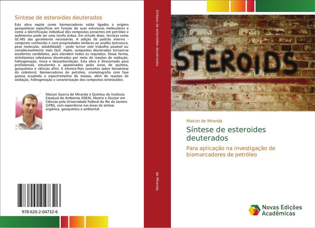 Síntese de esteroides deuterados als Buch von Maicon de Miranda
