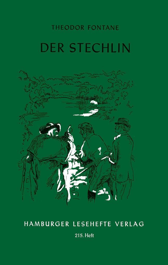 Der Stechlin als Taschenbuch