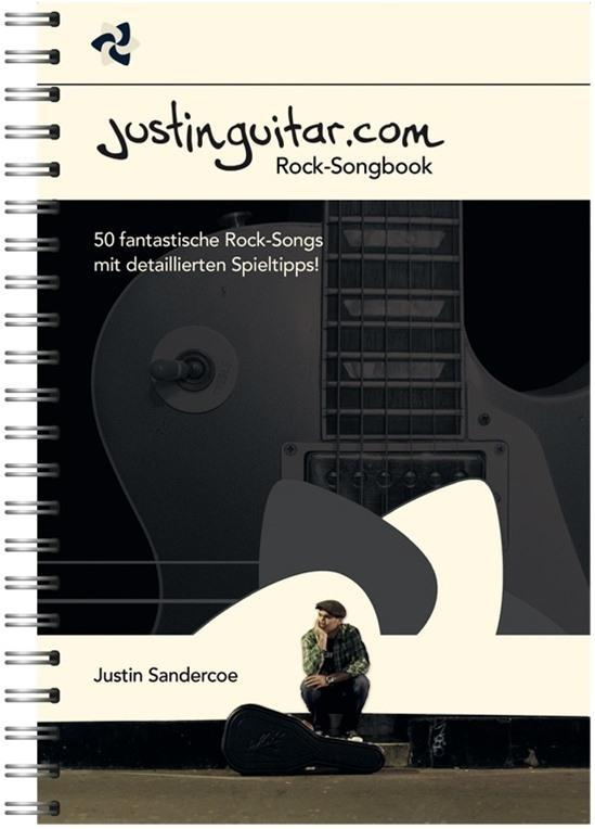 Justinguitar.com Rock-Songbook (Deutsche Version)