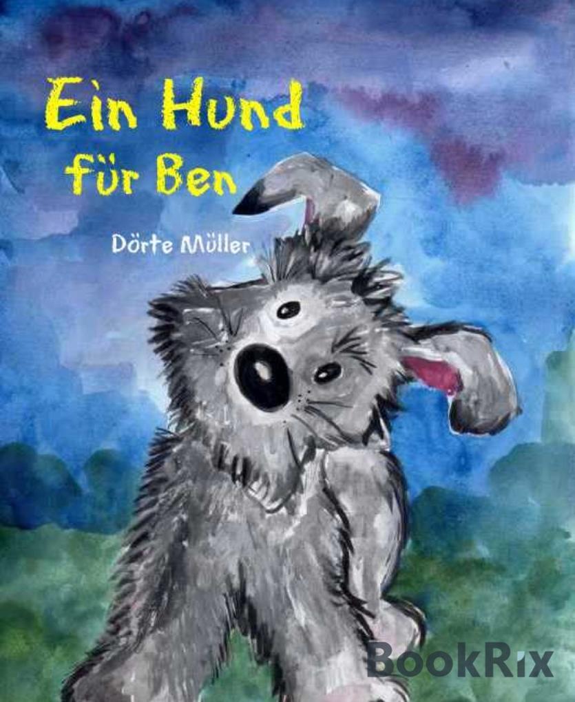 Ein Hund für Ben als eBook