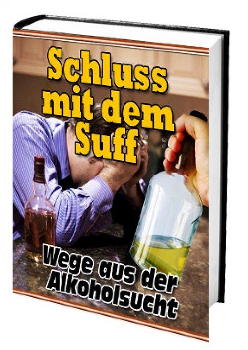 Schluss mit dem Suff als eBook von Jochen Krinsken