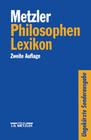 Metzler Philosophen Lexikon