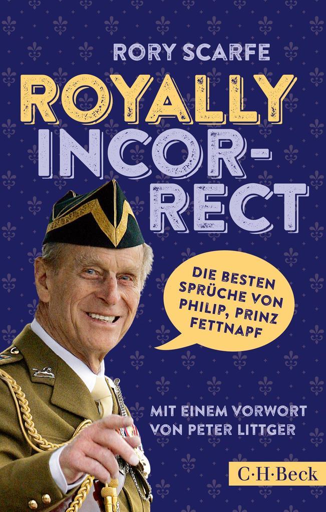 Royally Incorrect als eBook