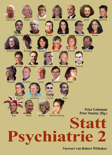 Statt Psychiatrie 2 als Buch
