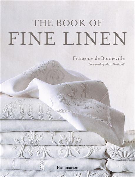 The Book of Fine Linen als Buch (gebunden)