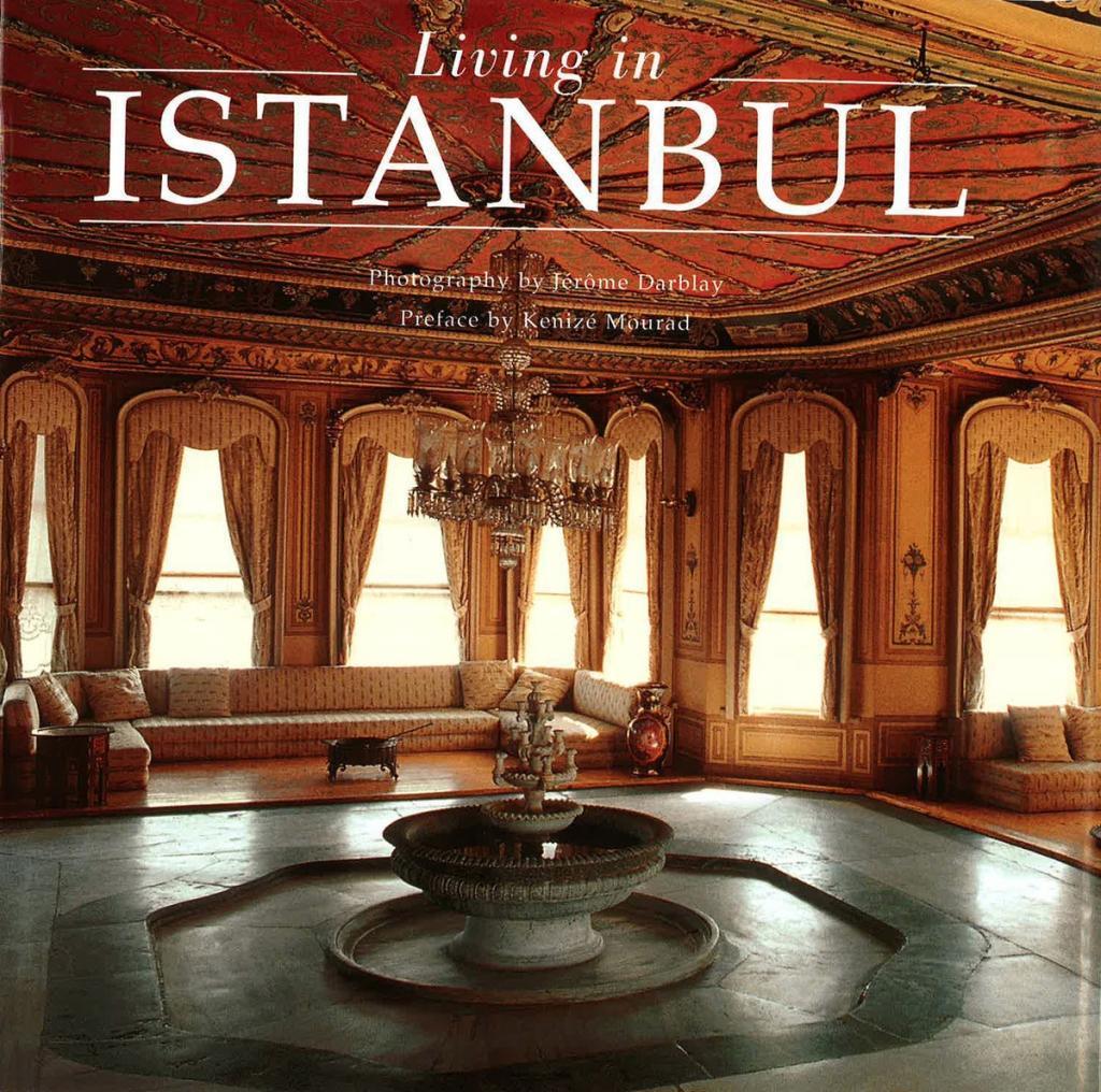 Living in Istanbul als Buch (gebunden)
