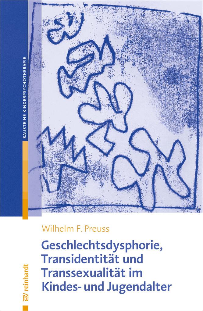 Geschlechtsdysphorie, Transidentität und Transsexualität im Kindes- und Jugendalter als eBook