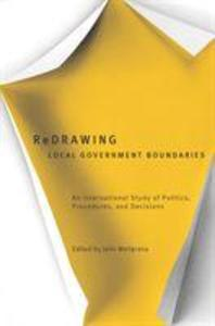 Redrawing Local Government Boundaries als Taschenbuch