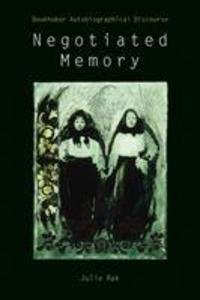 Negotiated Memory als Taschenbuch