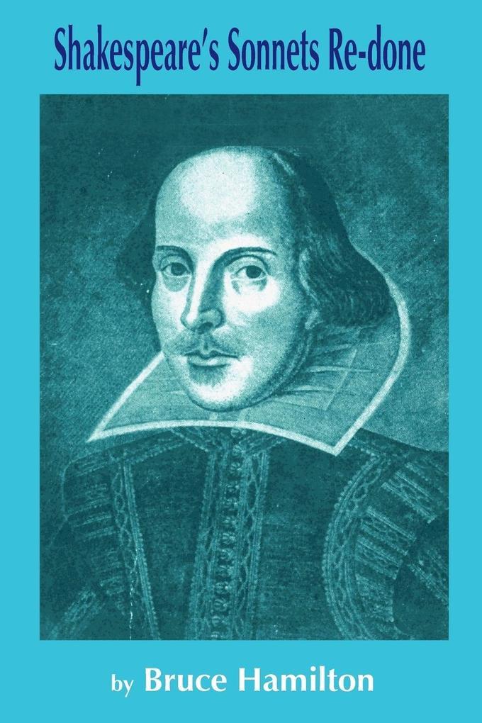 Shakespeare's Sonnets Re-done als Taschenbuch