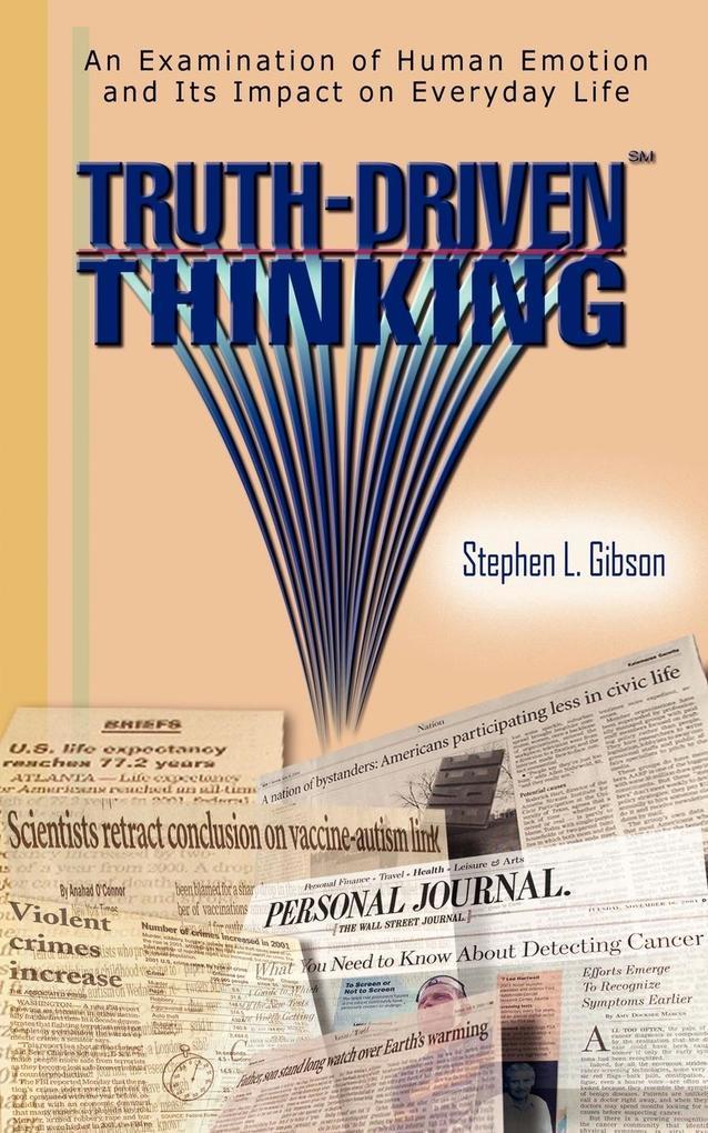 Truth-Driven Thinking als Taschenbuch
