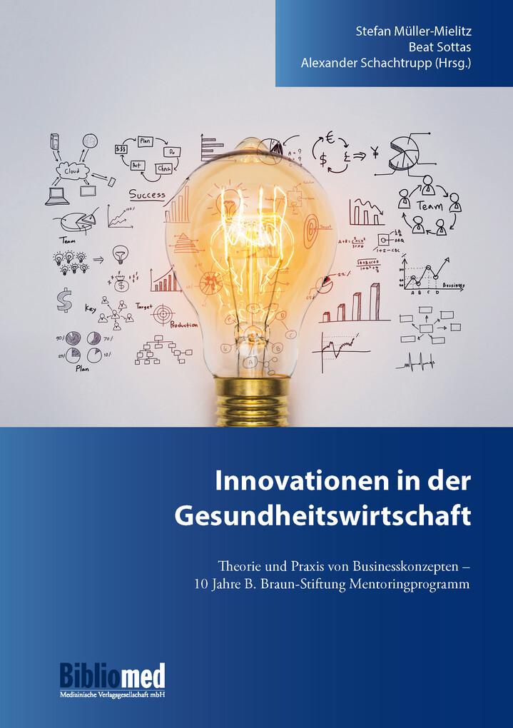 Innovationen in der Gesundheitswirtschaft als eBook