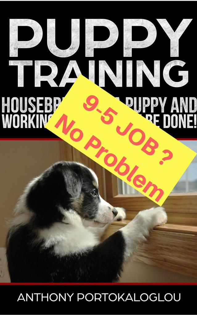 PUPPY TRAINING: Housebreaking a Puppy and Worki...