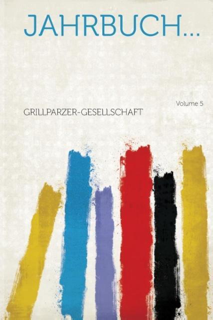 Jahrbuch... Volume 5 als Taschenbuch von