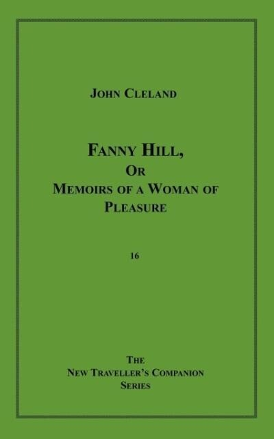 Fanny Hill, or Memoirs of a Woman of Pleasure als Taschenbuch