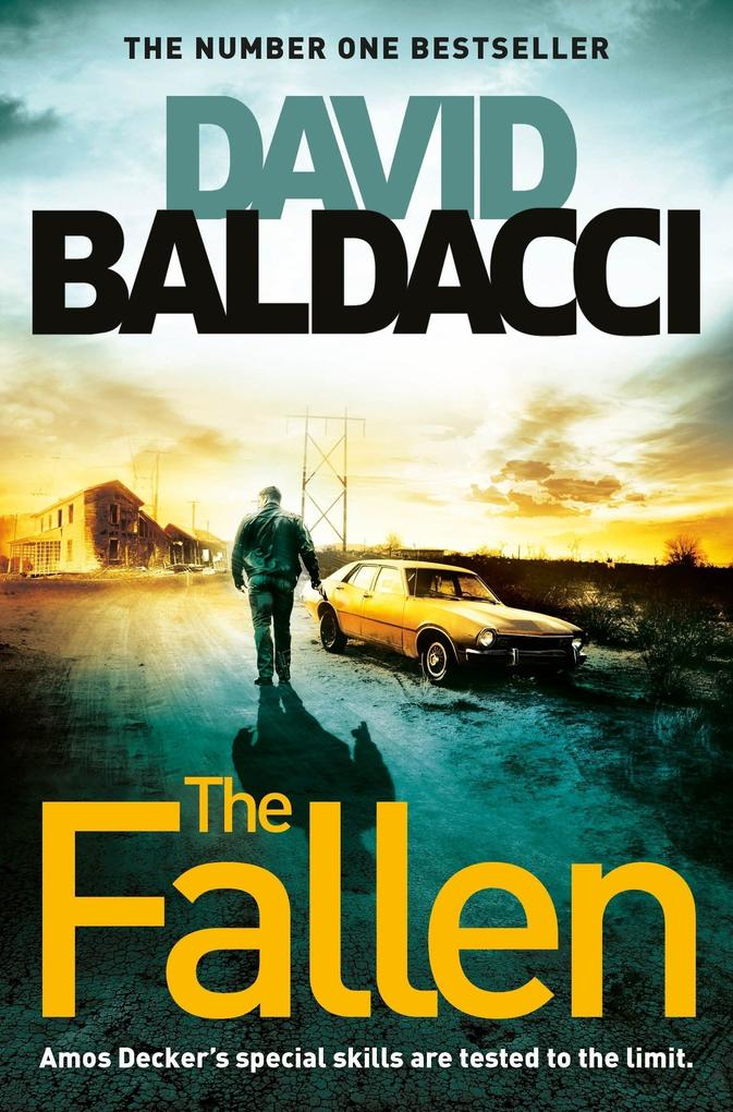 The Fallen als Taschenbuch von David Baldacci
