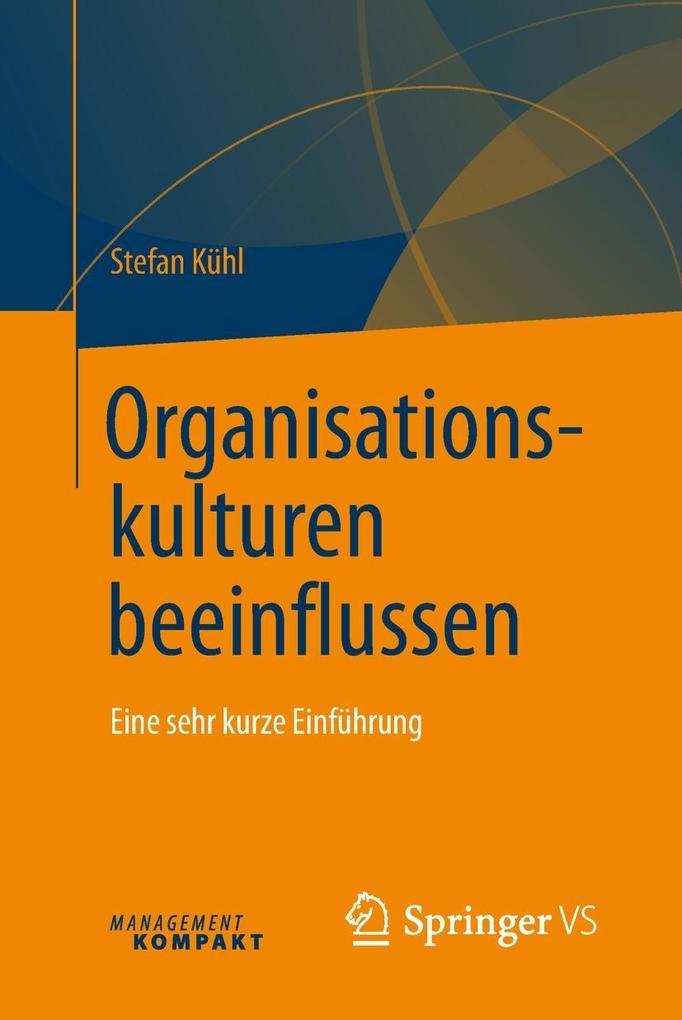 Organisationskulturen beeinflussen als eBook