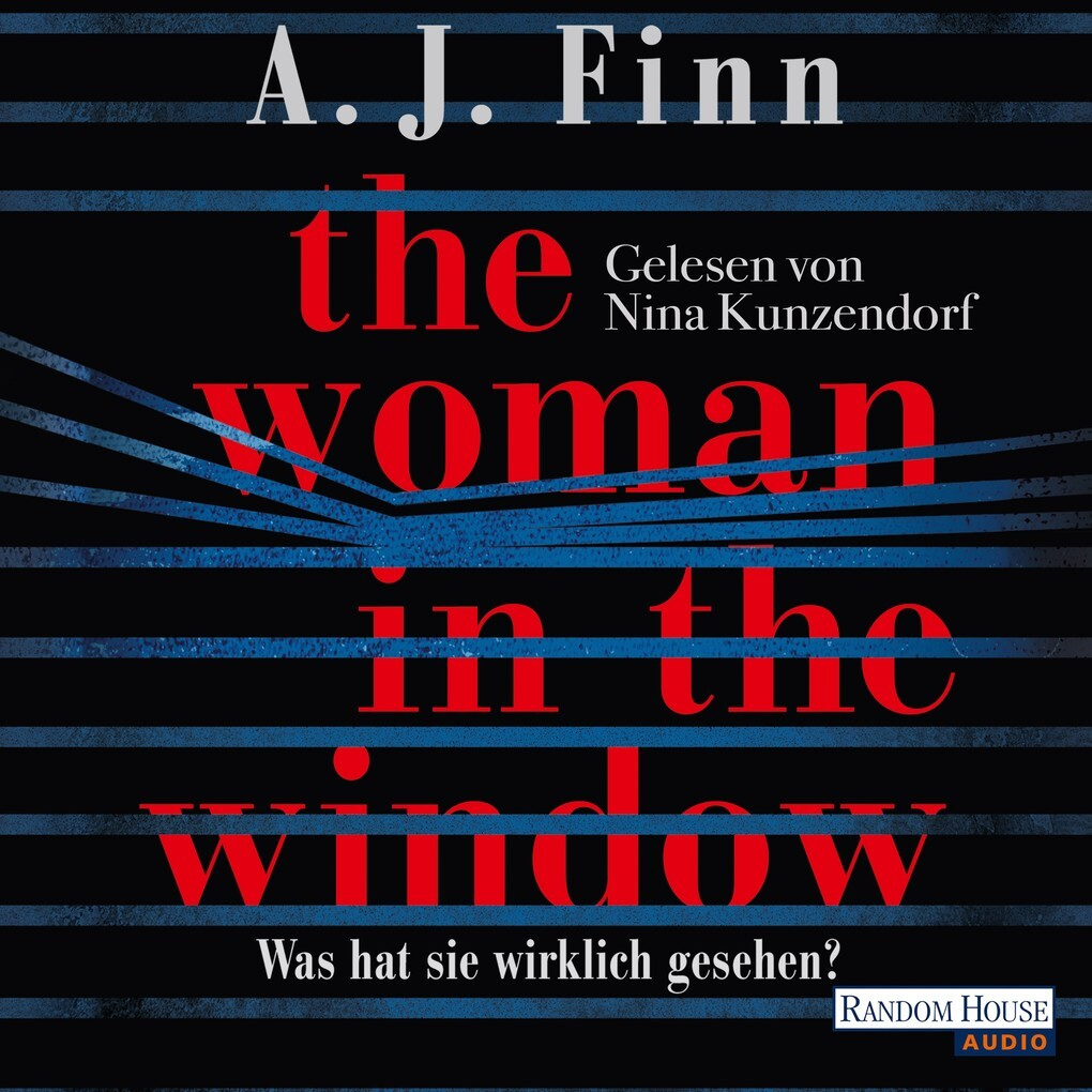 The Woman in the Window - Was hat sie wirklich gesehen? als Hörbuch Download