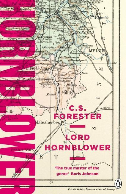 Lord Hornblower als Taschenbuch