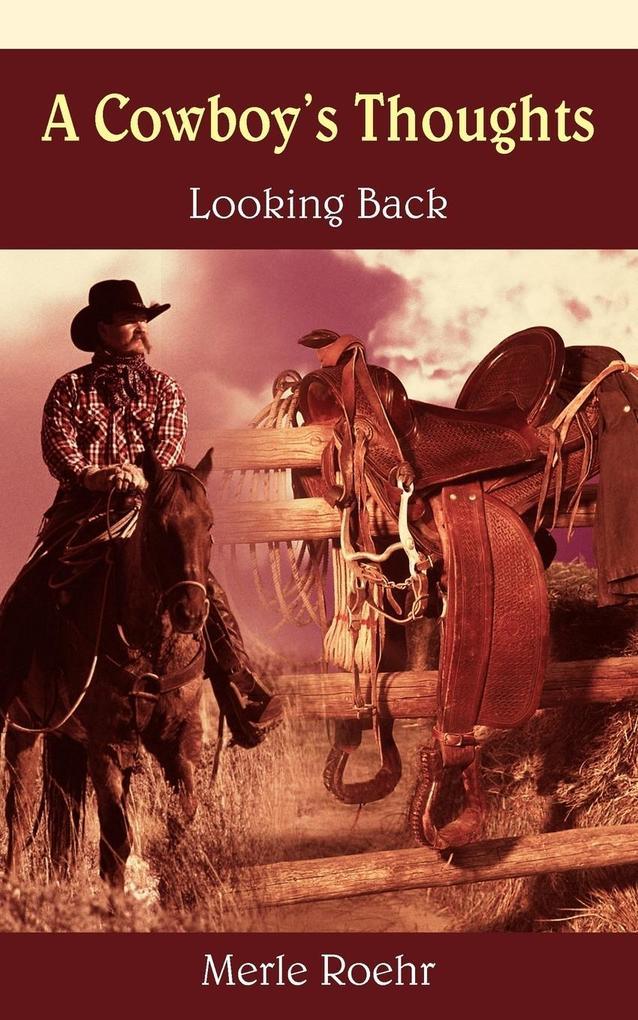 A Cowboy's Thoughts als Taschenbuch