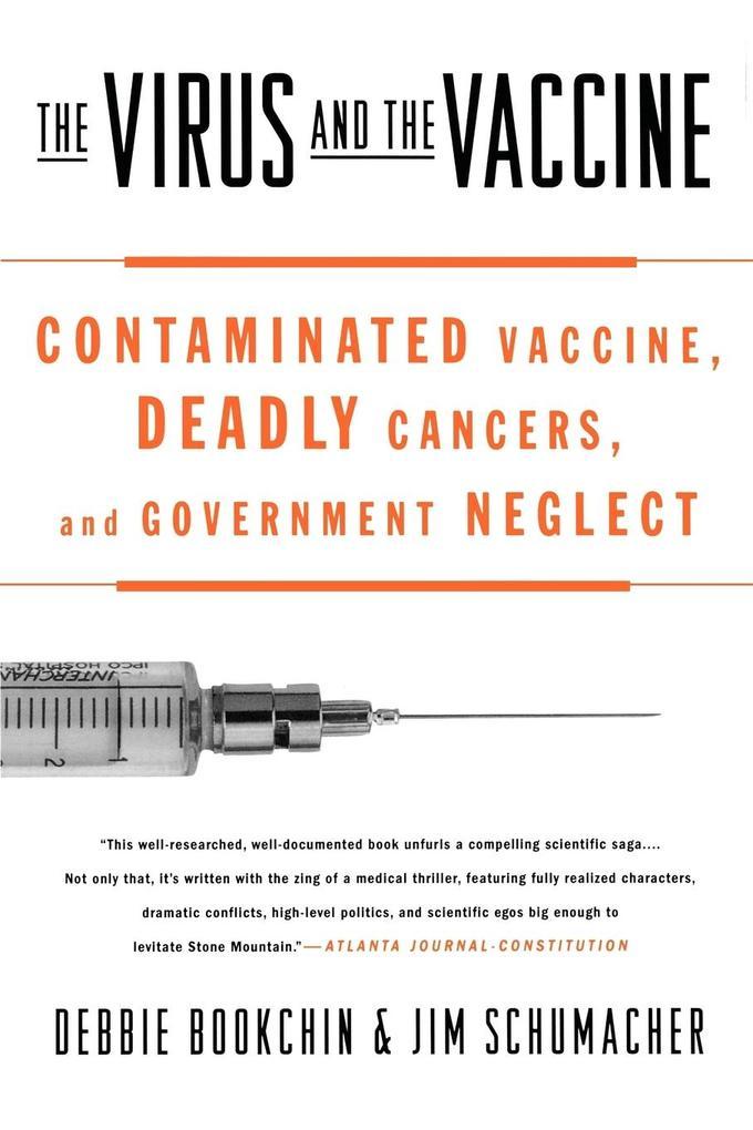 The Virus and the Vaccine als Buch (kartoniert)